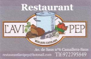 Restaurant L'Avi Pep